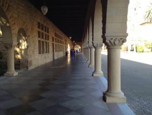 Stanford, Main Quad