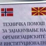 plakat makedonia Norge